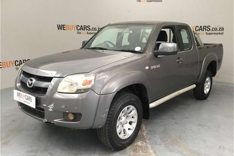 Mazda BT-50 3000D Freestyle Cab SLX 2009