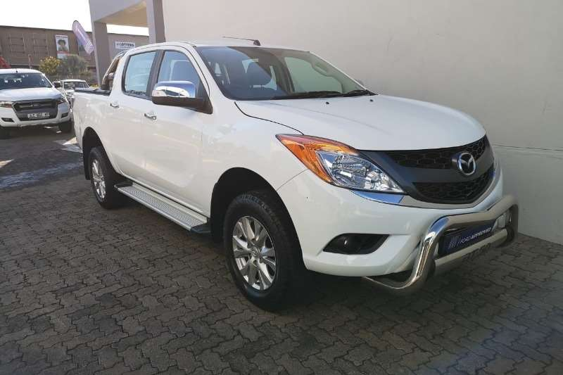 2016 Mazda BT-50 2.2 double cab SLE