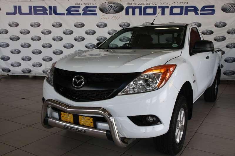 2014 Mazda BT-50 3.2 4x4 SLX