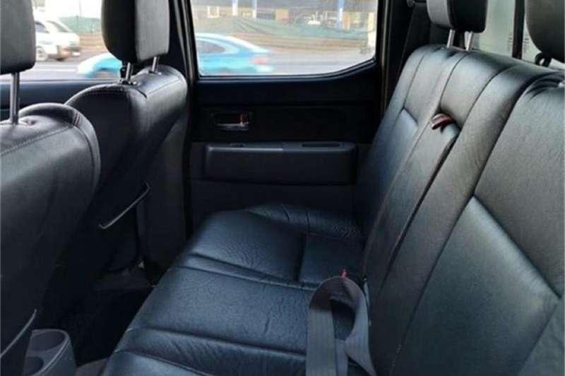 2007 Mazda BT-50 3000D double cab SLE 4x4