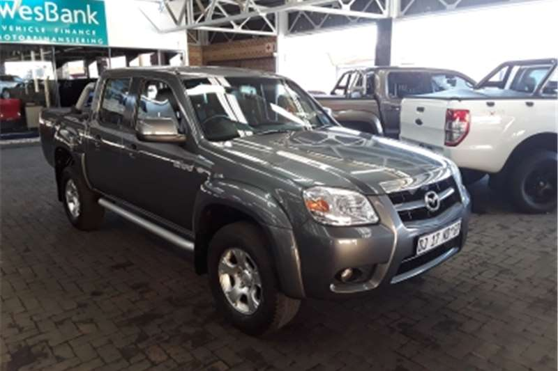 2010 Mazda BT-50 3000D double cab SLE automatic