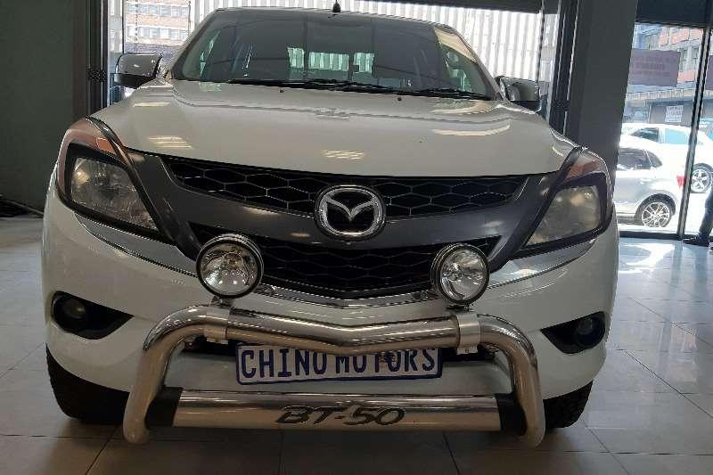 2014 Mazda BT-50 3.2 SLX