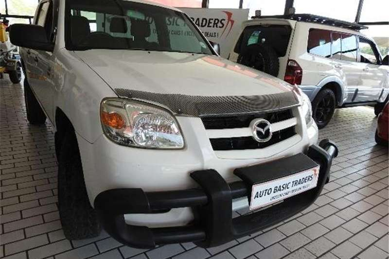 2010 Mazda BT-50 2.6i double cab 4x4