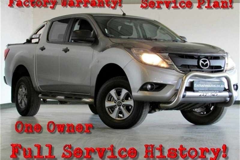 2018 Mazda BT-50 2.2 double cab SLX