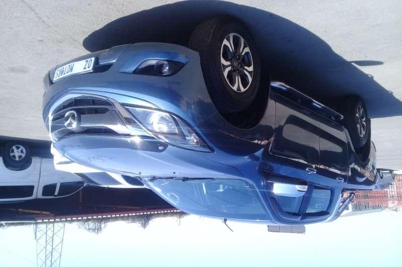 2017 Mazda BT-50 3.2 double cab 4x4 SLE auto