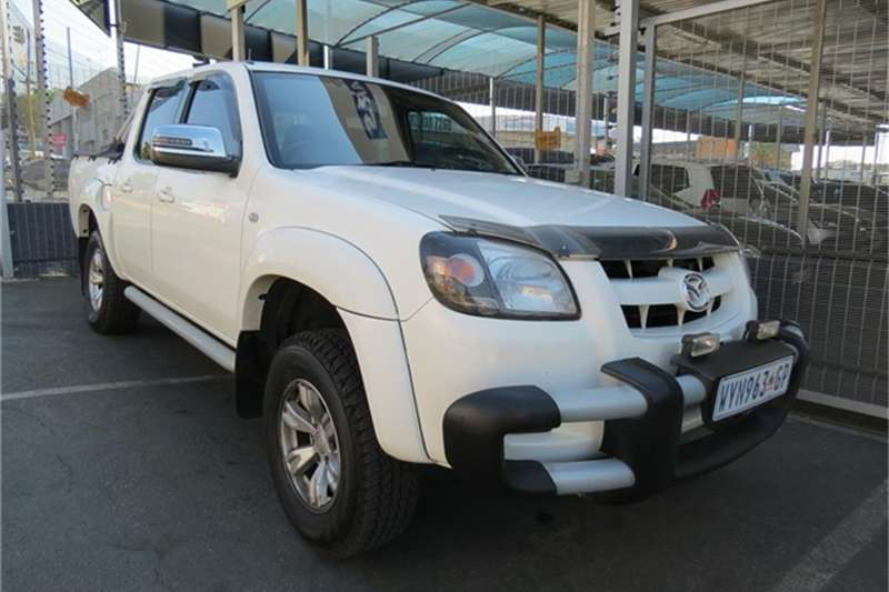 2008 Mazda BT-50 3000D double cab SLE automatic