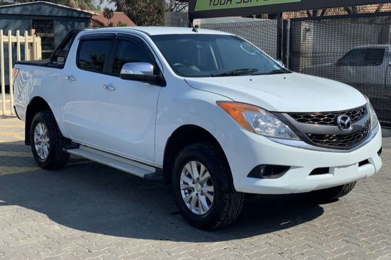 2013 Mazda BT-50 2.2 double cab SLE