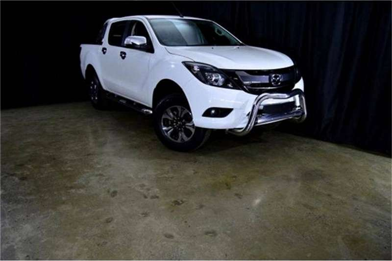 2017 Mazda BT-50 2.2 double cab SLE