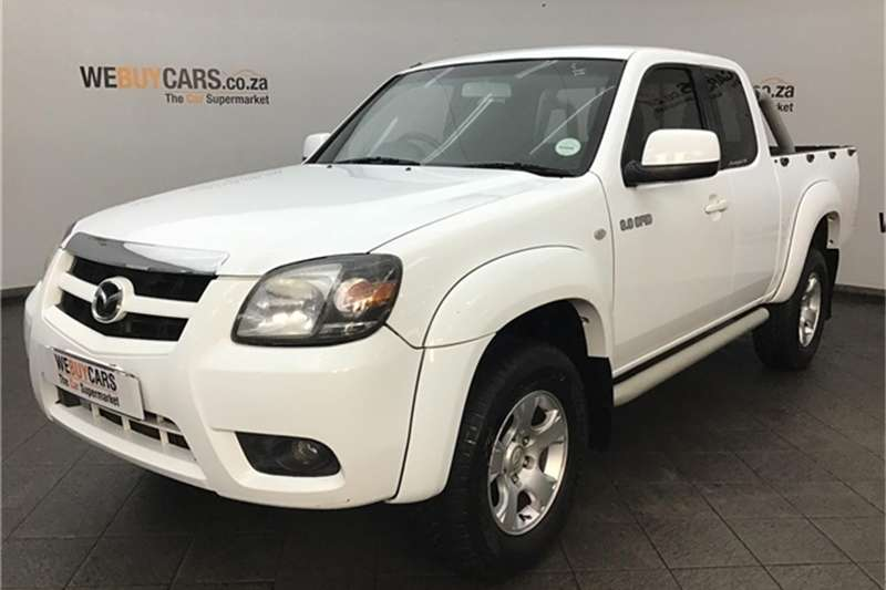 2011 Mazda BT-50 3000D Freestyle Cab SLX