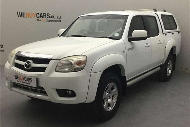 2011 Mazda BT-50 3000D double cab SLE automatic