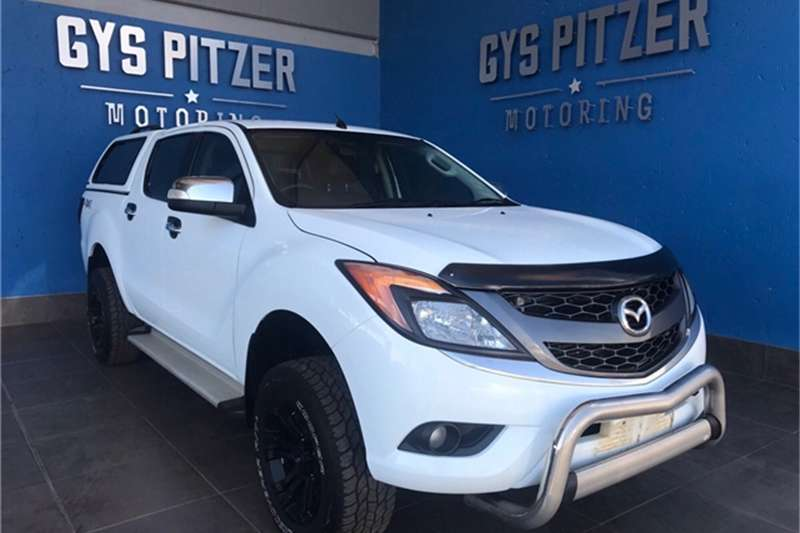 2013 Mazda BT-50 3.2 double cab 4x4 SLE
