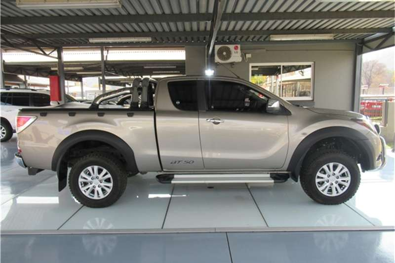 2017 Mazda BT-50 3.2 FreeStyle Cab 4x4 SLE