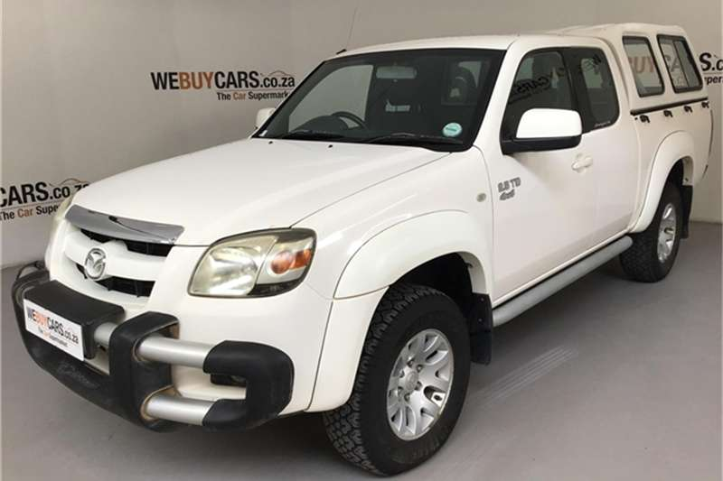 2009 Mazda BT-50 2500D Freestyle Cab SLX 4x4