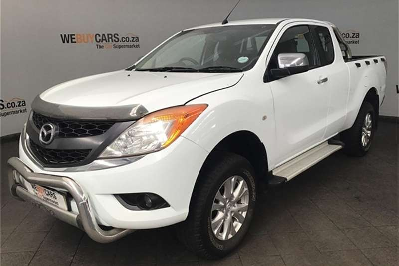 2014 Mazda BT-50 3.2 FreeStyle Cab 4x4 SLE