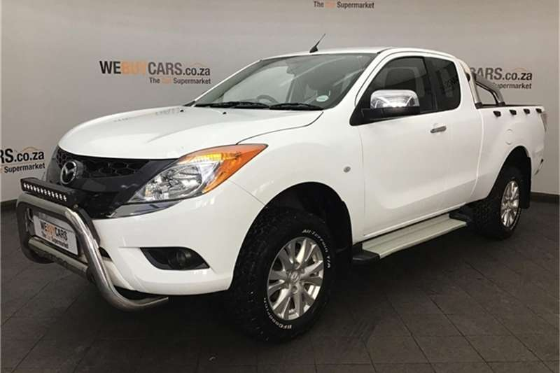 2016 Mazda BT-50 3.2 FreeStyle Cab SLE