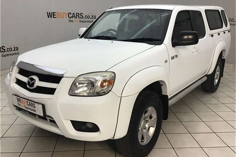 2012 Mazda BT-50 2500D Freestyle Cab SLX
