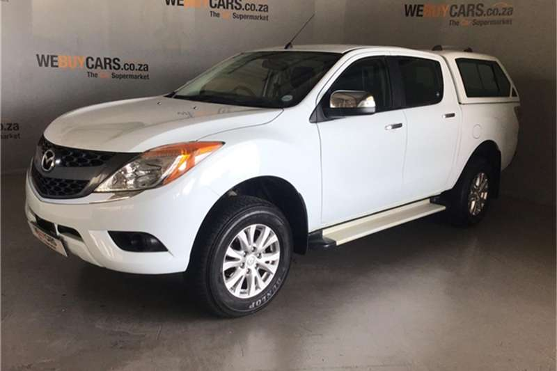 2014 Mazda BT-50 3.2 double cab 4x4 SLE auto