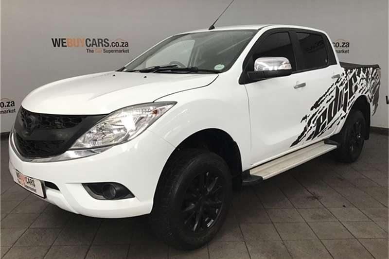 2014 Mazda BT-50 2.2 double cab SLE