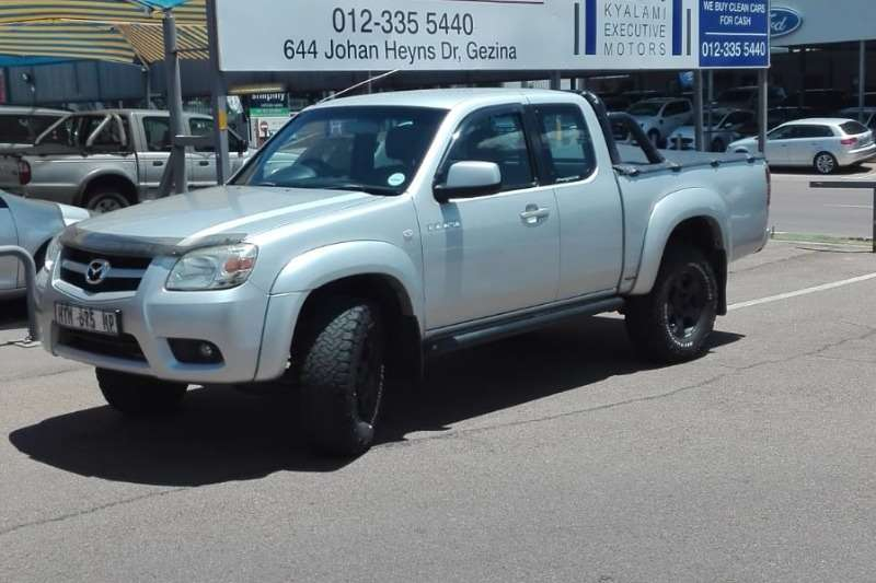2011 Mazda BT-50 3.0CRD Freestyle cab SLX