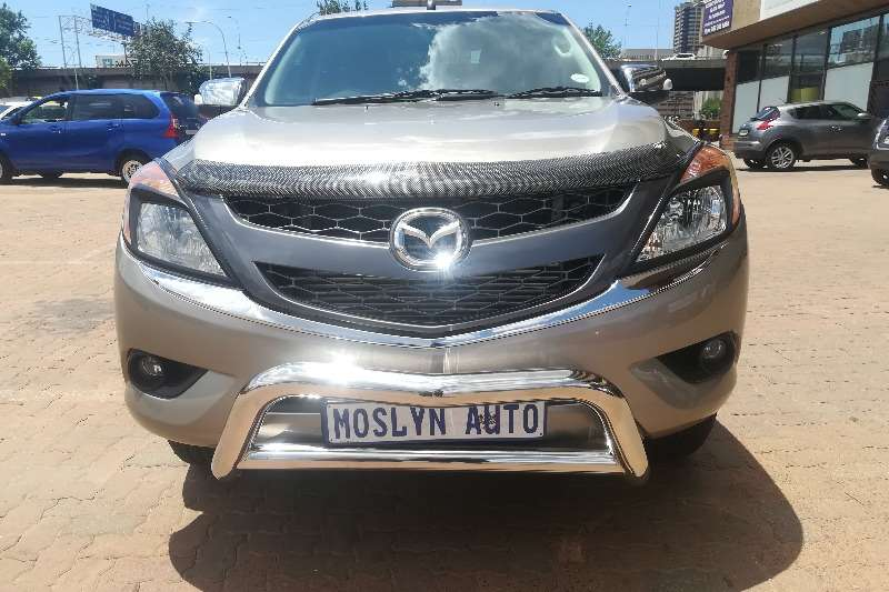 2016 Mazda BT-50 3.2 double cab SLE