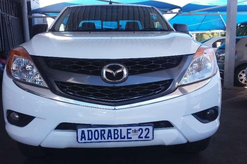 2013 Mazda BT-50 3.2 FreeStyle Cab SLE auto