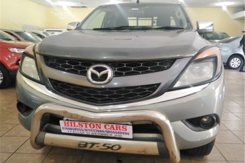 2014 Mazda BT-50 3.0CRD double cab SLE auto