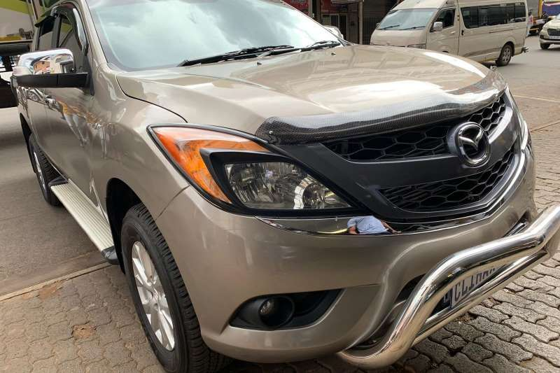 2016 Mazda BT-50 3.2 double cab 4x4 SLE
