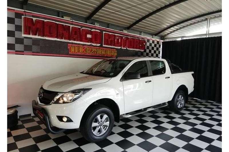 2018 Mazda BT-50 2.2 double cab SLX