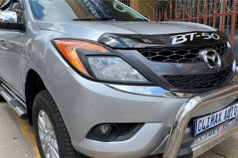 2014 Mazda BT-50 2.2 double cab SLX