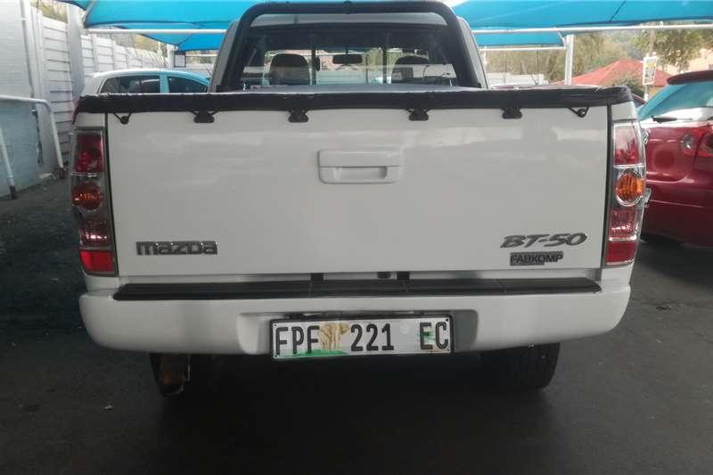 2011 Mazda BT-50 2.2 110kW FreeStyle Cab SLX