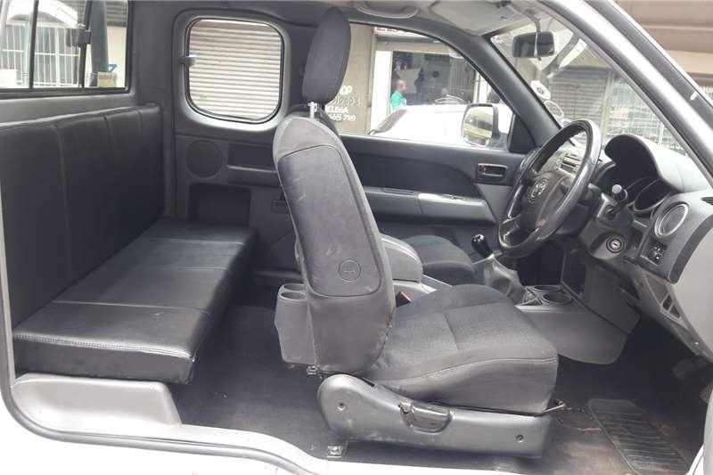 2011 Mazda BT-50 2.5 FreeStyle Cab SLX