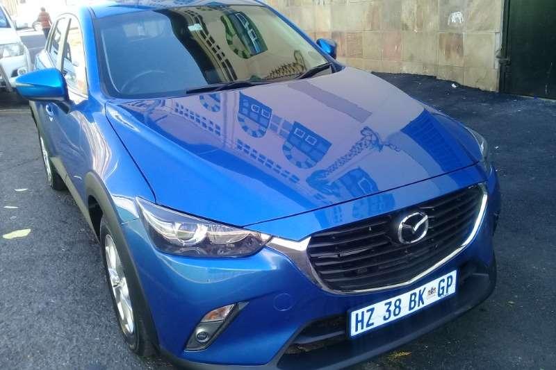 Mazda CX-3 2.0 ACTIVE 2016