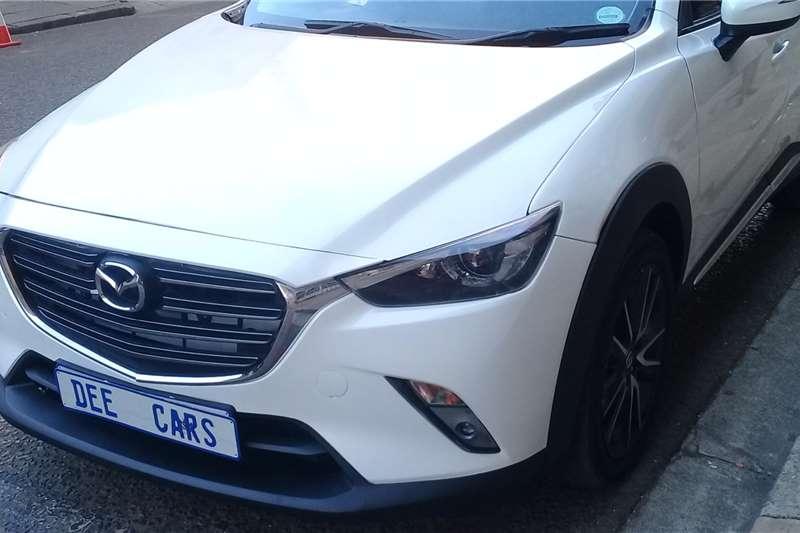 2017 Mazda CX-3 CX-3 2.0 Active