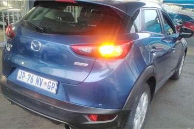 Mazda CX-3 2.0 ACTIVE 2017