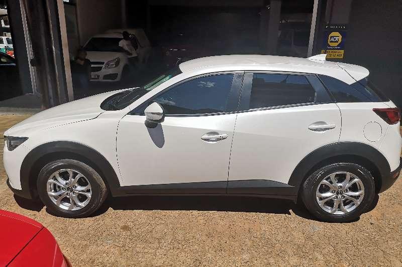 Mazda CX-3 2.0 ACTIVE 2018
