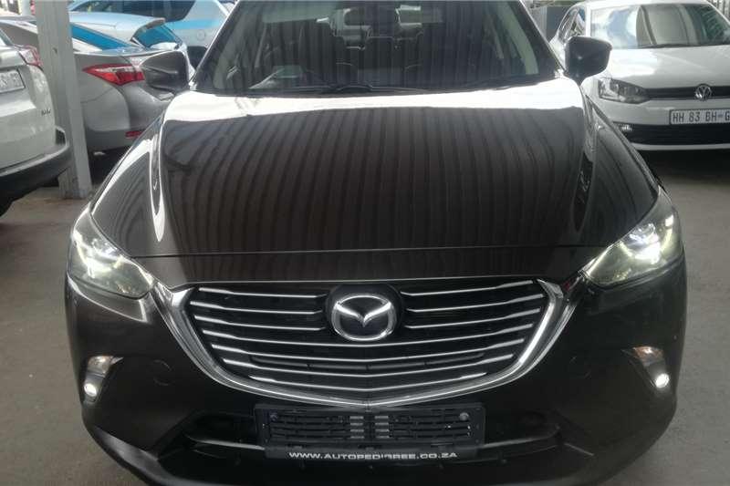 Mazda CX-3 2.0 ACTIVE A/T 2016