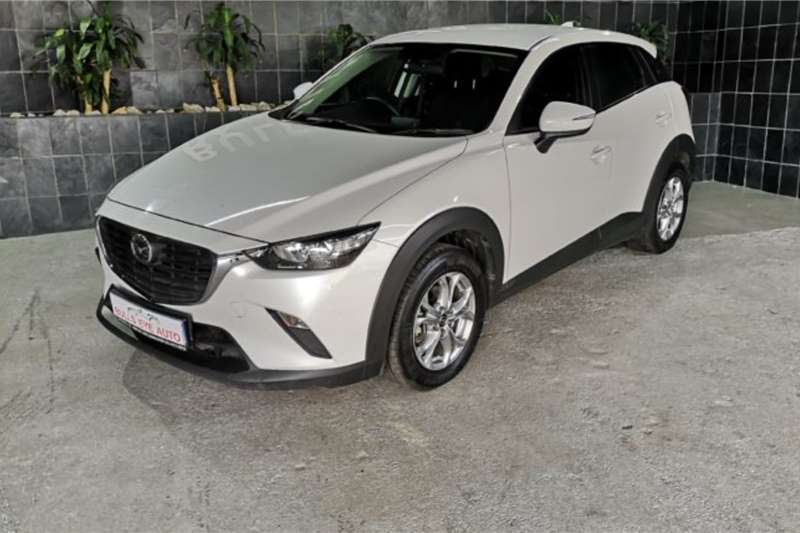 Mazda CX-3 2.0 ACTIVE A/T 2017