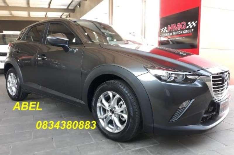 Mazda CX-3 2.0 ACTIVE A/T 2018