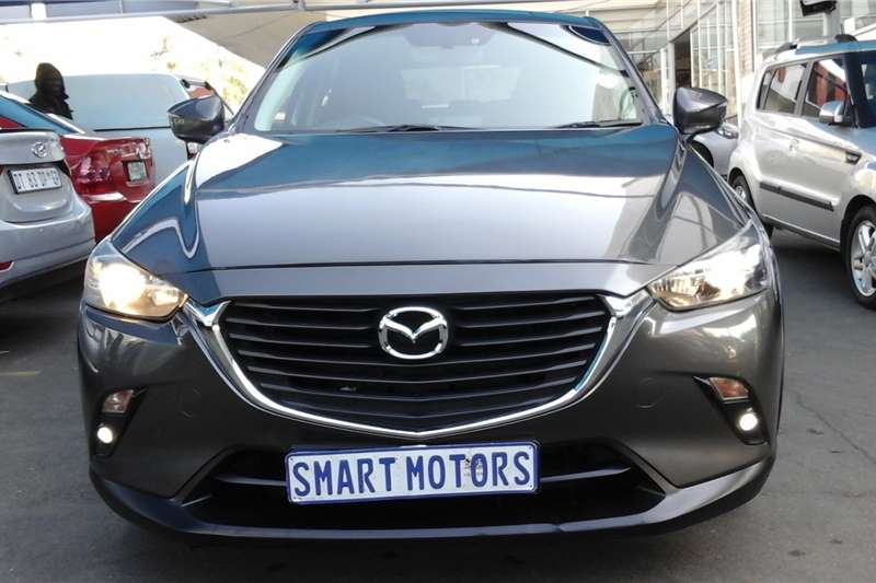 Mazda CX-3 2.0 ACTIVE A/T 2019