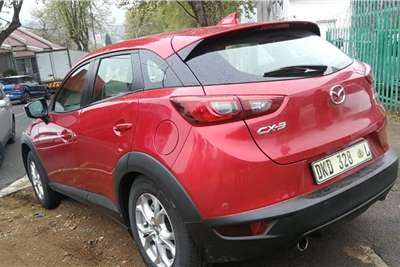 Used 2015 Mazda CX-3 2.0 Active auto