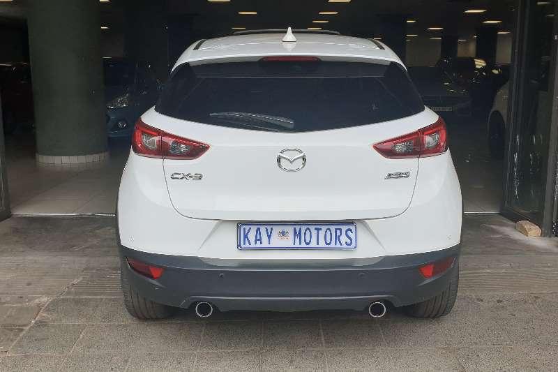 Mazda CX-3 2.0 Active auto 2016
