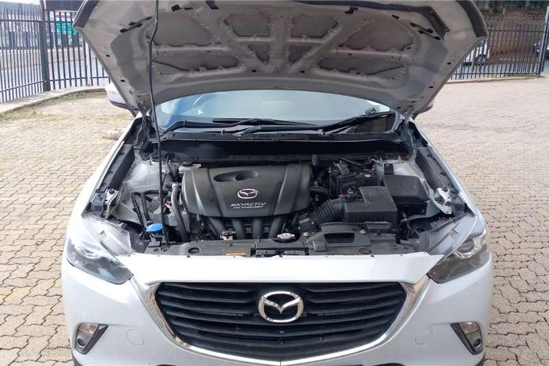 2016 Mazda CX-3 CX-3 2.0 Active auto