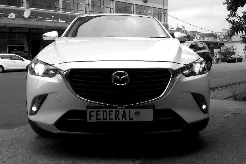 Mazda CX-3 2.0 Active auto 2017