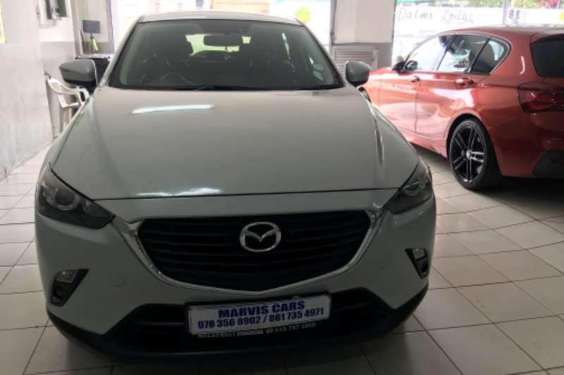 Mazda CX-3 2.0 Active auto 2018