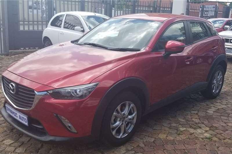 Mazda CX-3 2.0 Dynamic 2017