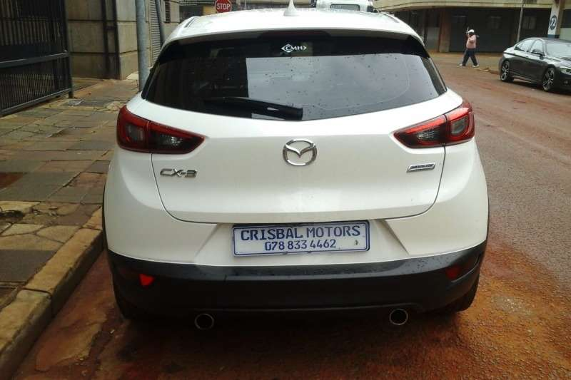 Used 2018 Mazda CX-3 2.0 Dynamic