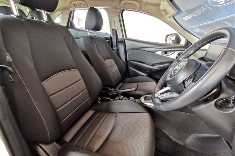 2018 Mazda CX-3 CX-3 2.0 DYNAMIC A/T