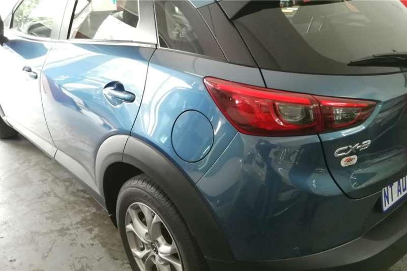 Mazda CX-3 2.0 Dynamic auto 2015