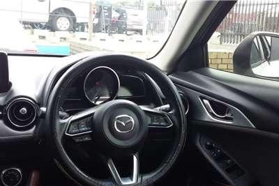 Used 2016 Mazda CX-3 2.0 Dynamic auto