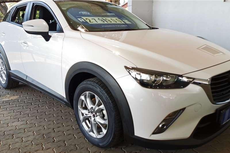 Used 2018 Mazda CX-3 2.0 Dynamic auto